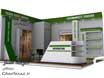 3dmax booth designing