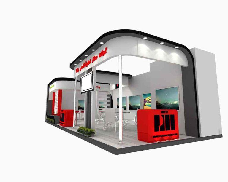 اصول طراحی غرفه نمایشگاهی